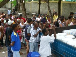 Mas de 5 mil personas asistidas durante operativo medico Fundacam y Noris Medina